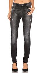 Облегающие джинсы с высокой посадкой 3301 - G-Star