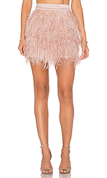 Mini feather skirt - OLCAY GULSEN