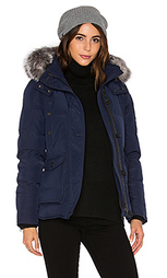 Quebec silver fox fur jacket - Moose Knuckles