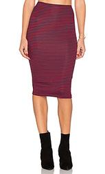 Striped pencil skirt - Lisakai