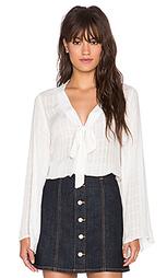 Блуза с рукавами-колокол - WAYF