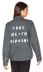 Армейская куртка take me to nirvana - Spiritual Gangster