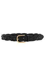 Braided hip belt - Linea Pelle