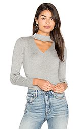 Cut away collar sweater - MILLY