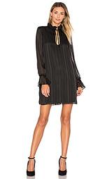 Платье с рюшами на рукавах the 70s - LAcademie