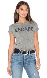 Майка с вырезом под горло escape beau - MATE the Label