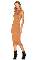 Платье миди luca - NBD