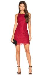 Ажурное облегающее платье - Bobi