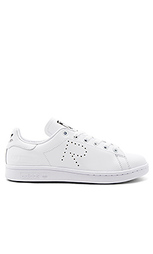 Rs stan smith lace up sneaker - adidas by Raf Simons