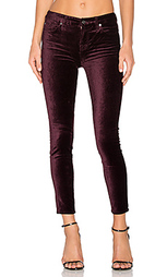 The contour velvet ankle skinny - 7 For All Mankind