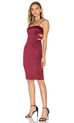 Платье с вырезами bonded - Cynthia Rowley