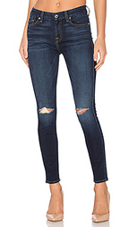 The knee slit ankle skinny - 7 For All Mankind