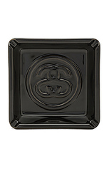 Ceramic fa16 ss link ashtray - Stussy