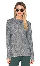 Featherweight spacedye dolman hoodie - Beyond Yoga