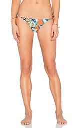 Двусторонние плавки бикини с завязками по бокам - Mara Hoffman