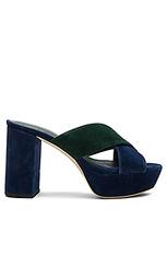 Туфли на каблуке petra - RAYE