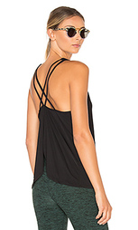 Sleek stripe waterfall swing tank - Beyond Yoga