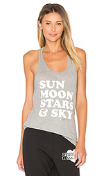 Майка sun moon stars - Spiritual Gangster