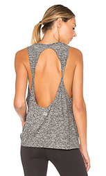 Featherweight spacedye twisted open back tank - Beyond Yoga