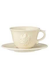 Чашка с блюдцем 0,4 л Nuova cer