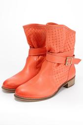 Весенние ботинки Aquamarin