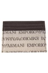 Визитница Emporio Armani