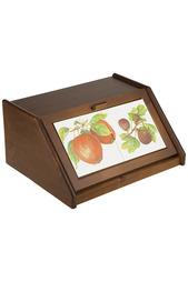 Хлебница деревянная 38,5x30x18 LCS