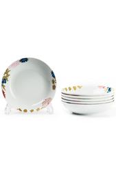 Набор тарелок 22 см, 6 шт La Rose des Sables