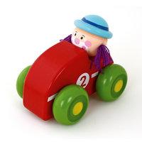 "Машинка ""Клоун"", красная, Mapacha"