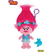 "Тролль-кукла ""Розочка Poppy"", 26 см Zuru"