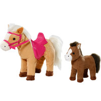 Лошадка с жеребенком, BABY born® Zapf Creation