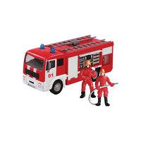Служба пожаротушения, 1:32, со светом и звуком, Пламенный мотор