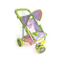 "Коляска трехколесная ""Бабочки"", 52,5*36,5*58,5 см, Mary Poppins"