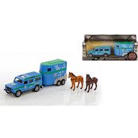 """Машина Land Rover """"Ветеринарная помощь"""", 1:32, Пламенный мотор"""