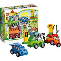 LEGO DUPLO 10552: Машинки-трансформеры