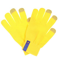 Перчатки TrueSpin Touchgloves Yellow