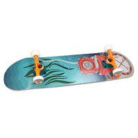 Скейтборд в сборе Nord Vodolaz Blue 32 x 8.125 (20.6 см)