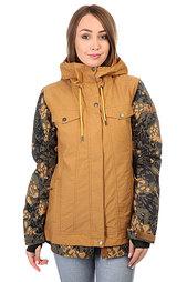 Куртка женская Roxy Ceder Bone Brown