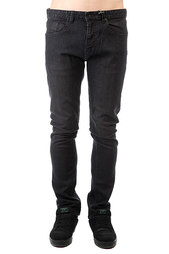 Джинсы узкие Billabong Slim Outsider Denim Worn Black