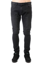 Джинсы узкие Billabong Slim Tapered Shifter Worn Black