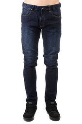Джинсы узкие Billabong Slim Tapered Shifter Sea Wash