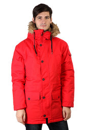 Куртка парка Quiksilver Ferris Parka Racing Red