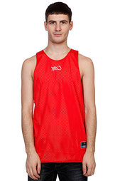 Майка K1X Hardwood Rev Practice Jersey White/Red