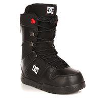 Ботинки для сноуборда DC Phase Black/Red