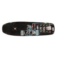 Дека для скейтборда для лонгборда Real Ar Greenday Cruiser Uno 8.25 x 32 (81.2 см)