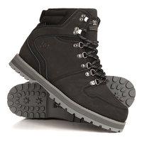 Ботинки высокие DC Peary Grey/Black