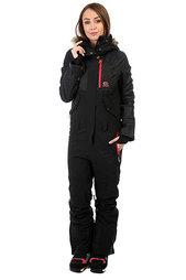 Комбинезон сноубордический женский Rip Curl Ultimate Gum Black