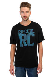 Футболка Rip Curl Claim It Ss Black