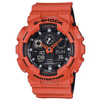 Электронные часы Casio G-shock Ga-100l-4a
