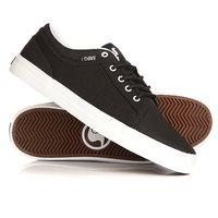 Кеды кроссовки низкие DVS Aversa Black/Black White